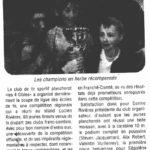 Coupe de la ligue des écoles de tir (18 et 19 avril 2009)